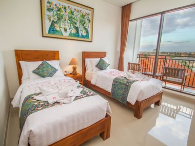 Photo for Suite Room in Canggu only 10 minutes walking to the beach