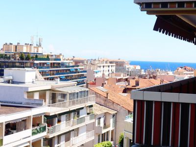 Photo for Apartment Le Gallaté in Golfe Juan - 4 persons, 1 bedrooms