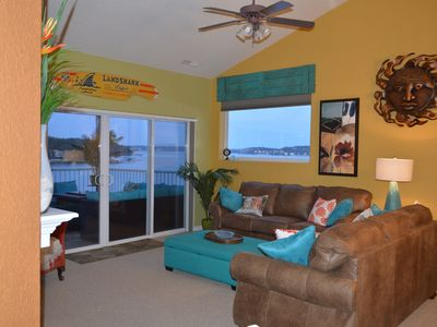 Photo for Welcome to the Island! Beautiful views from every room of this condo!.