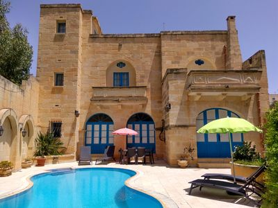 Photo for Ta' Mananni -Holiday villa with own private swimming pool