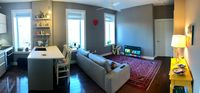 bright modern clean apartment close to ABCD lines