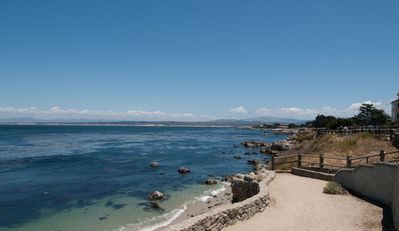 Photo for Lover's Point 2 - Pacific Grove Townhome - Oceanfront Lovers Point