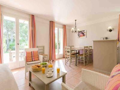 Photo for Village Pierre & Vacances Pont Royal en Provence *** - House 4 rooms 7/8 people Superior