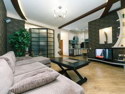 Photo for One bedroom. Luxury. 25.Antonovycha. Centre