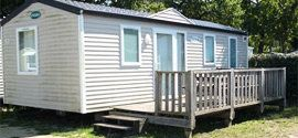 Photo for Camping Les Viviers **** - Mobilhome 2 Bedrooms 4 People