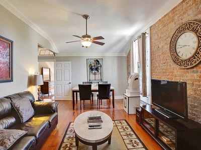 Photo for Two Bedroom Penthouse on Bourbon Street