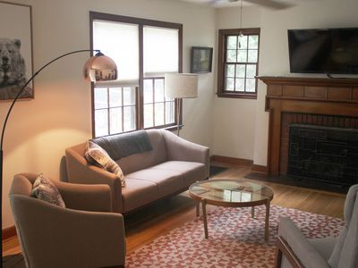 Photo for Kenilworth Bungalow in Asheville City Center