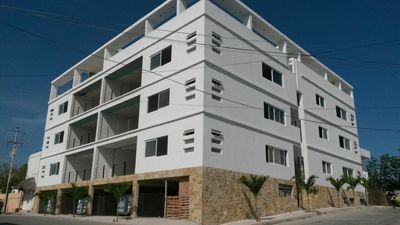 Photo for Nice comfortable and quiet apartment in Playa del Carmen