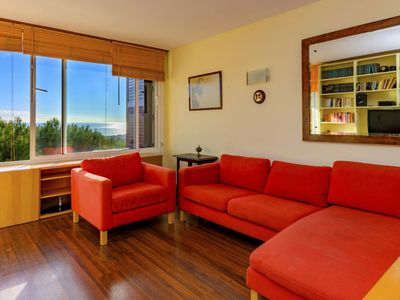 Photo for Apartment Urb Vallpineda Apts San Fermin in Sitges - 5 persons, 3 bedrooms