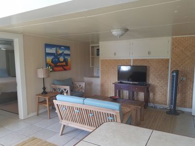 Photo for Spacious 1 Bedroom In Great Neighborhood With Easy Access To Waikiki/Downtown