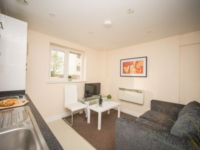 Photo for Apartment 103 m from the center of Newcastle upon Tyne with Lift, Internet, Washing machine (712463)