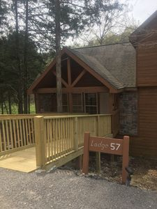 Photo for Little Creek Cabin- Stonebridge;  2 King Size Master Suites; 1 Mile To SDC