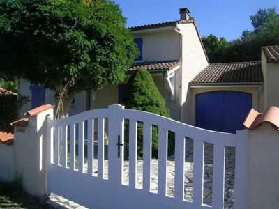 Photo for Villa La Palmyre, 4 bedrooms, 8 persons