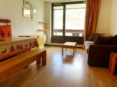 Photo for Apartment Les Tommeuses in Tignes - 5 persons, 1 bedrooms