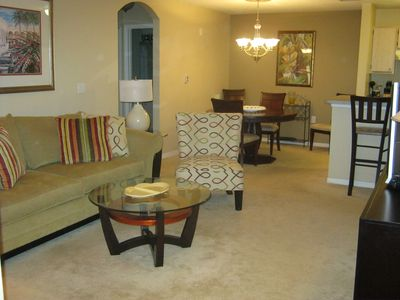 Photo for Lakewood Ranch Lakeside Condo Close to Shops and Restaurants