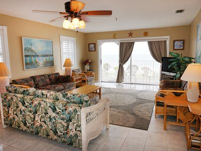 Photo for Sea Breeze 301 2BR 2BA Gulf Front