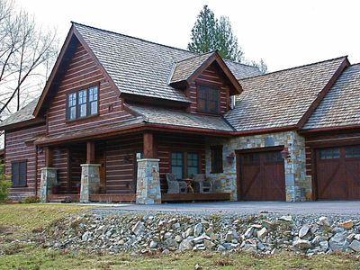 The Hussey Residence - Gorgeous Idaho Club Home