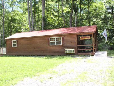 Photo for Mountain Cabin, Kayaking,Canoeing,Tubing,Fishing - On the Cheat River
