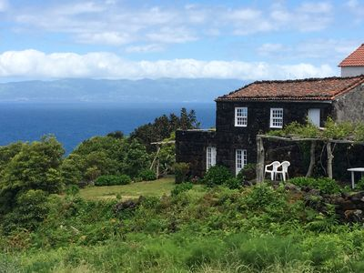 Photo for House with fantastic views of the Atlantic Ocean and the Island of St. George!