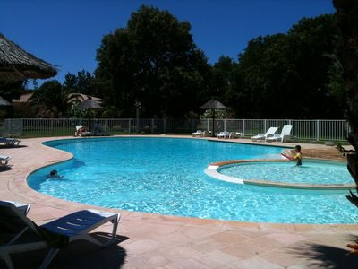 Photo for Mini-conditioned Villa 3 Ch (sleeps 8 + 2). - 1km-Cala Rossa Porto Vecchio 6km