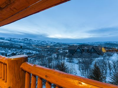 Photo for Endless View Estate | Minutes to Slopes | Pool & Hot Tub | Concierge Service