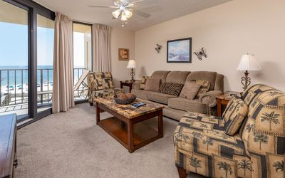 Photo for BEACH FRONT 2 Bedroom at Phoenix III *FREE Nights!*