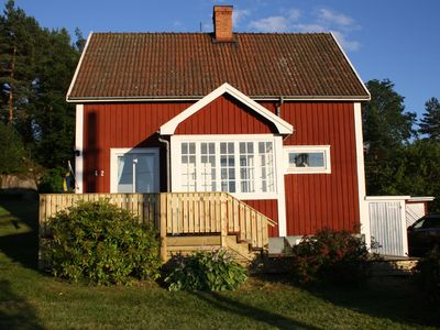 Photo for Holiday house Storfors for 1 - 6 persons with 3 bedrooms - Holiday home