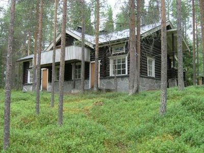 Photo for Vacation home Kangastus a in Kemijärvi - 6 persons, 2 bedrooms