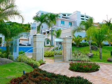 Largest Mansion In Puerto Rico. Luxury mansion inside the Wyndham Rio Mar Resort