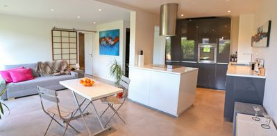 Saint-Tropez, apartment with pool and parking