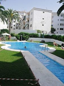 Photo for Apartment In Central Nerja-Costa Del Sol, With Pool And Partial Sea Views
