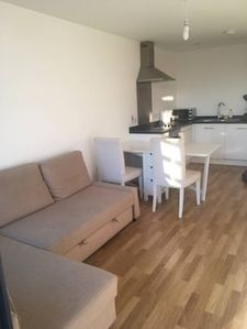 Photo for Bright And Modern 1 Bedroom Flat In Shepherds Bush