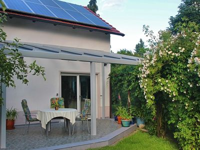 Photo for Spacious holiday home in Frankenfelde with a large terrace and a fantastic view