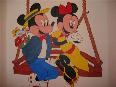 Mickey and Minnie are looking forward to seeing yo