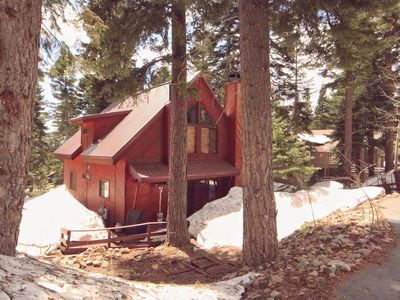Photo for 3BR Pet-Friendly Incline Chalet Near Skiing, Hiking. Casino, and Restaurants