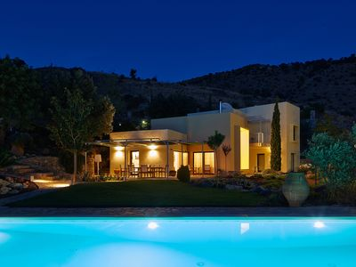 Photo for For tranquility and beauty, Villa Theodora is your destination!
