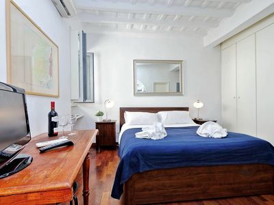 Photo for Rome, Piazza Navona, a comfortable and cozy studio apartment with Wi-Fi and AC