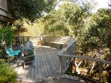 Moonglow: Forest tranquility minutes from downtown Carmel. Private hot tub.