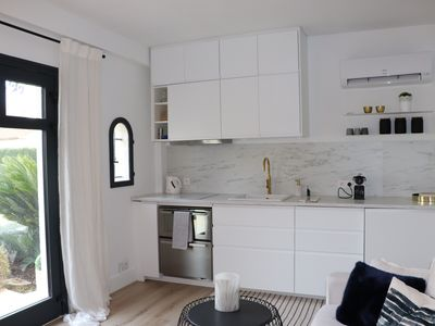 Photo for 1BR Townhome Vacation Rental in Le Cannet, Alpes-Maritimes