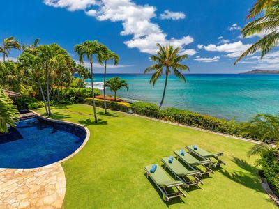 Photo for Hanapepe Tide - Oceanfront Oasis with Stunning Ocean Views