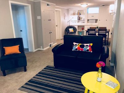 Photo for Adorable Apartment @ University Place Neighborhood