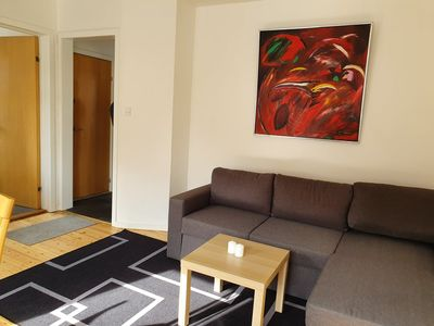 Photo for Struer Holiday Apartment near town and beach.