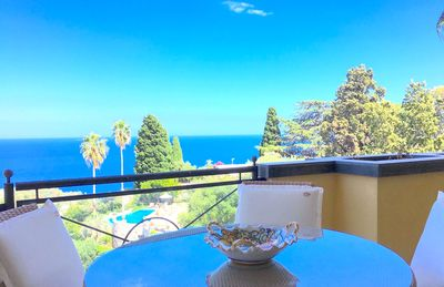 Photo for PANORAMIC RESIDENCE APARTMENT Pool Sea View Terrace Taormina