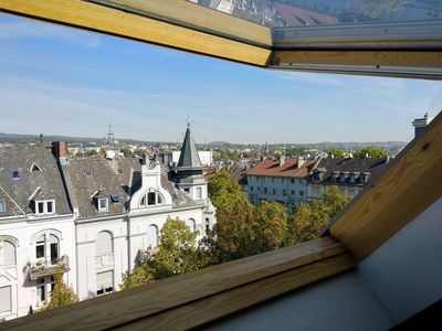 Photo for Vacation over the roofs of Wiesbaden