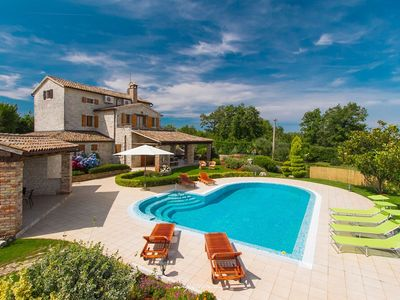 Photo for Beautiful villa with its own vegetable garden