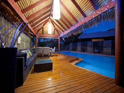 Photo for Gold Coast Waterfront  Central Location Canal & Pool  Value for a Large Home