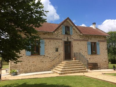 Photo for La Jolie Maison sympathetically renovated dtchd Cottage in the National Park