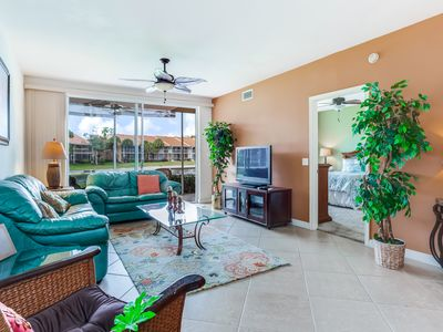 Photo for Gorgeous condo in gated community near the heart of Naples w/ shared pool & more