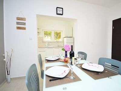 Photo for Apartment Ivana i Martina in Grebaštica - 4 persons, 1 bedrooms