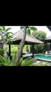 Photo for Hidden Heaven. Stylish 2BR villa with view in the heart of Bali